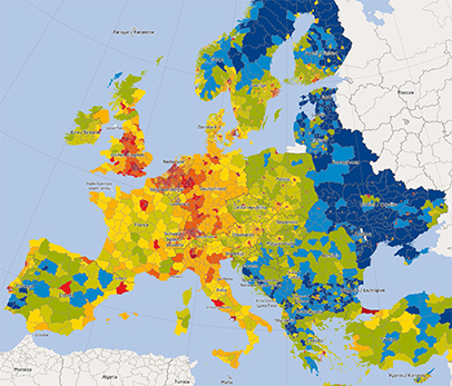 Map of the Month GfK GeoMarketing