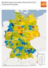 GfK Bevölkerungsstrukturdaten 2012