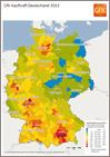 GfK Kaufkraft Deutschland 2013