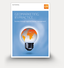 Geomarketing in practice - Success through regional market management